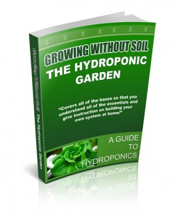 Growing Without Soil EBook Cover graphic